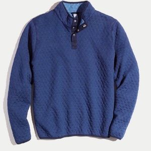 Marine layer pullover